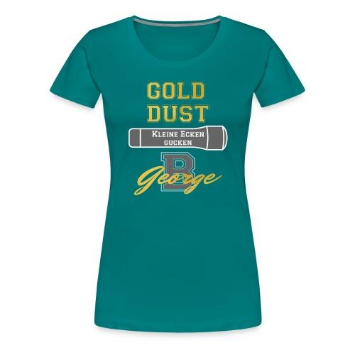 Lustiger Spruch Zitat Witzig Humor Cool Satire - Frauen Premium T-Shirt