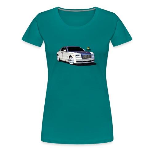 Luxury car - Women's Premium T-Shirt