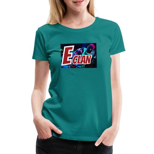 Elite x Clan Turnbeutel - Frauen Premium T-Shirt