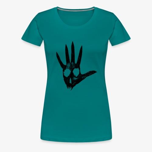 Left Hand - Frauen Premium T-Shirt