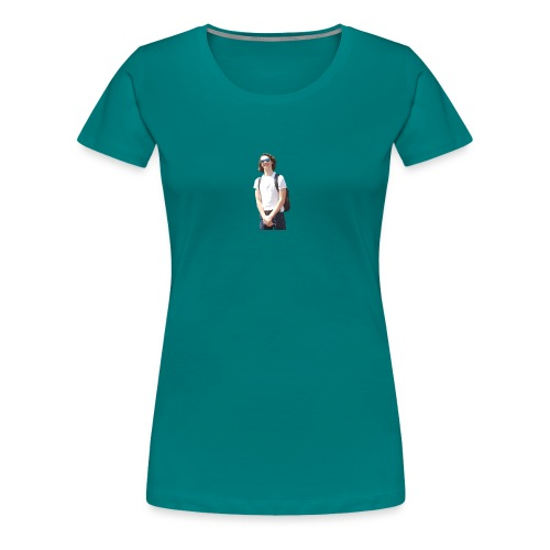 Noah Ras For president - Vrouwen Premium T-shirt