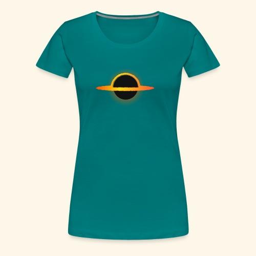Trou Noir - T-shirt Premium Femme