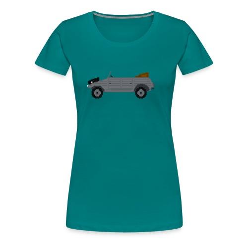 VoIkswagen Kübelwagen - T-shirt Premium Femme