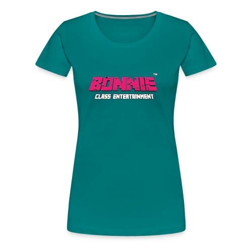Bonnie Class - Camiseta premium mujer