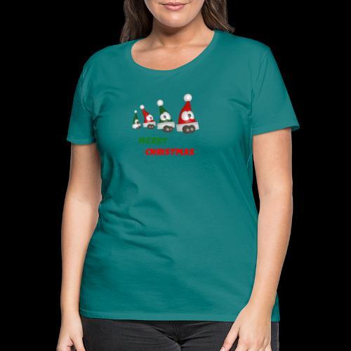 FARANDOLE BONNETS - T-shirt Premium Femme