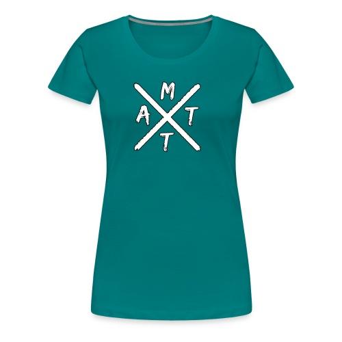hxc crew latin - Camiseta premium mujer
