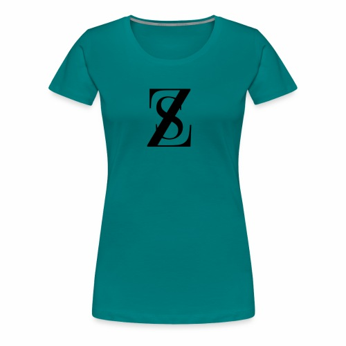ZS merchandising - Maglietta Premium da donna