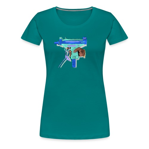 uzi - Women's Premium T-Shirt