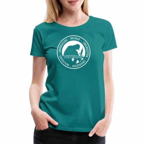 unvergessen - Frauen Premium T-Shirt