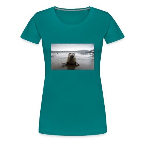 Sel - Premium T-skjorte for kvinner