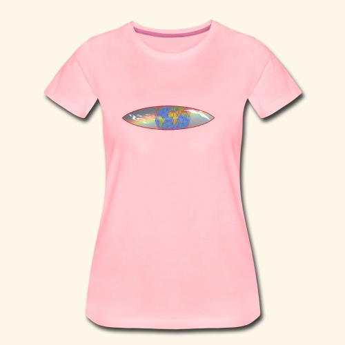 Heal the World - Frauen Premium T-Shirt