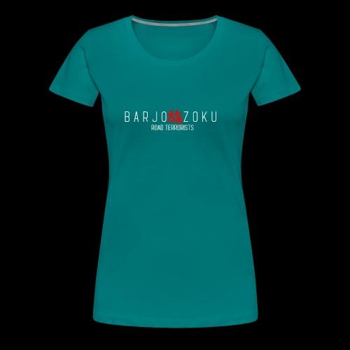 BARJOZOKU 2018 - T-shirt Premium Femme