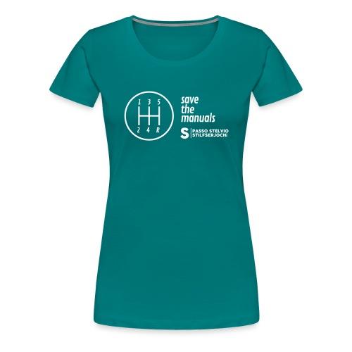 ORIGINS - Maglietta Premium da donna
