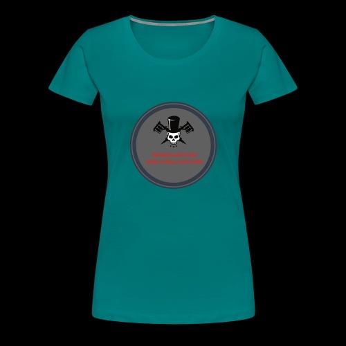 Rock'n'roll attitude - Frauen Premium T-Shirt