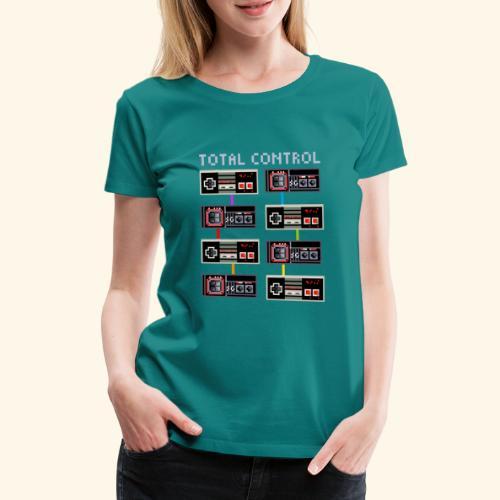 TOTAL CONTROL - Maglietta Premium da donna
