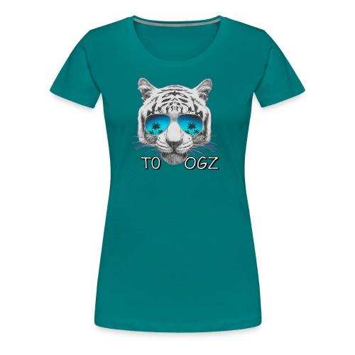 TOOGZ - Premium T-skjorte for kvinner
