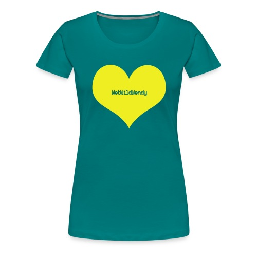 WetWildWendy Love - Women's Premium T-Shirt