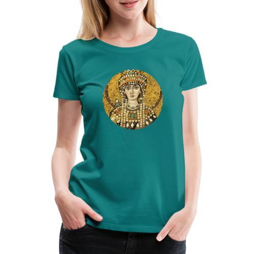 TEODORA - Camiseta premium mujer