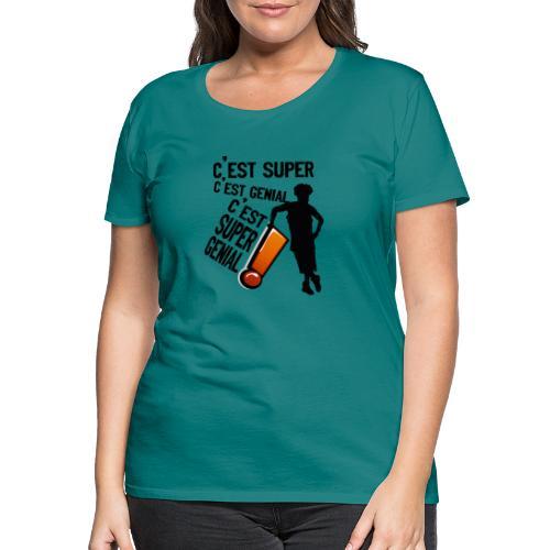 131026844 223807602593613 5416264293874080521 n - T-shirt Premium Femme