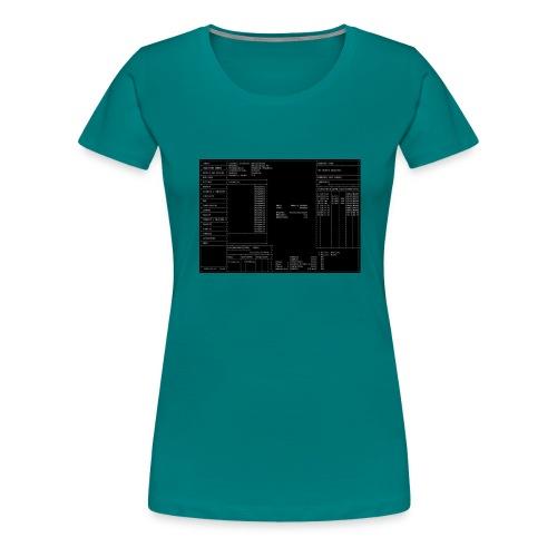 13615259_10154357235234394_3226108003893713091_n - Camiseta premium mujer