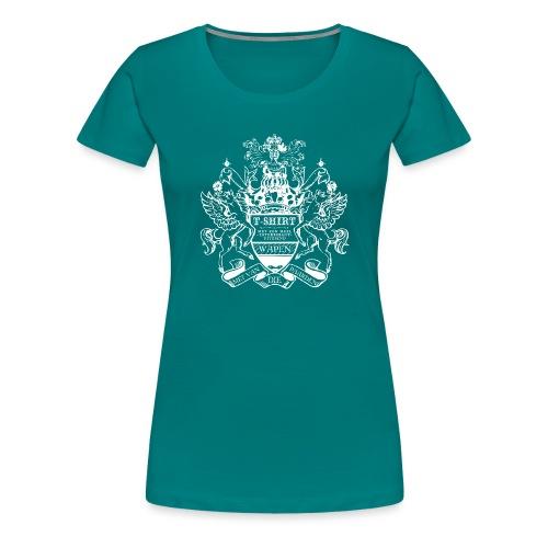 Met van die paarden - Vrouwen Premium T-shirt
