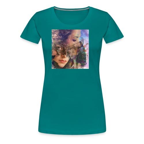 cache cache - T-shirt Premium Femme
