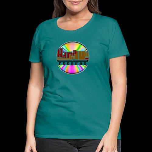BROWNSTOWN RECORDS - Women's Premium T-Shirt