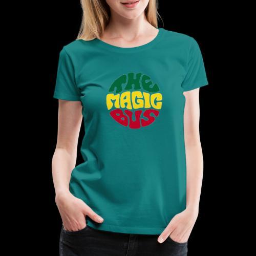THE MAGIC BUS - Women's Premium T-Shirt