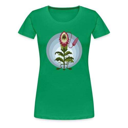 Il giorno dei Trifidi - John Whyndam - Maglietta Premium da donna