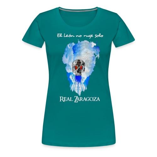 Real Zaragoza - Camiseta premium mujer