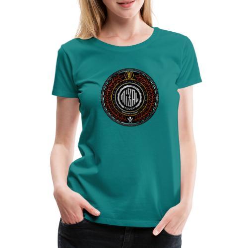 MizAl Blason - T-shirt Premium Femme