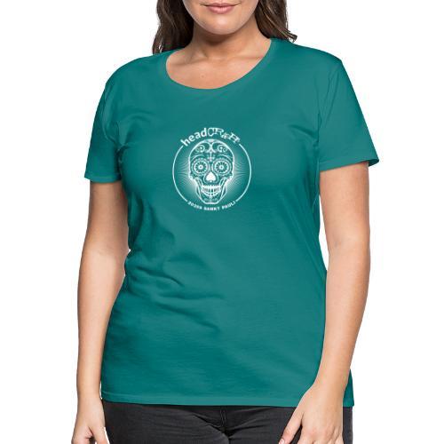 hC_star_white - Frauen Premium T-Shirt