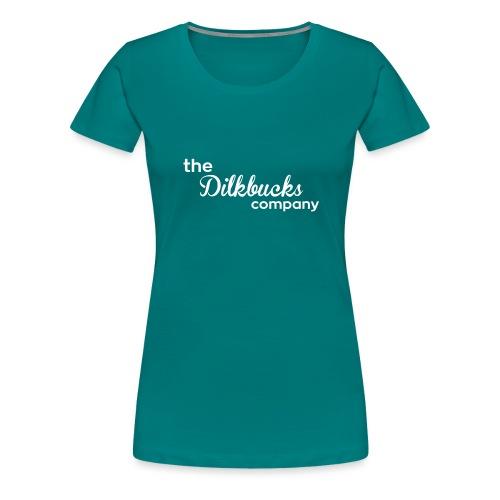 The Dilkbucks Company - T-Skjorte - Premium T-skjorte for kvinner