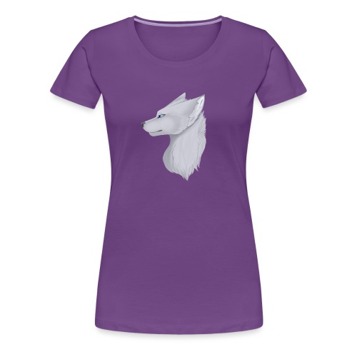 Wolf Bib - Women's Premium T-Shirt