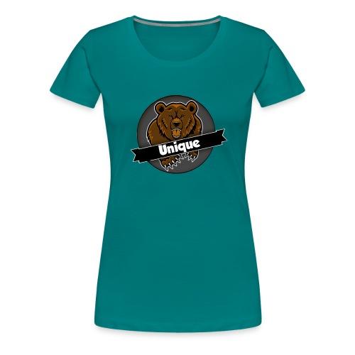 Unique Clan T-Shirt - Vrouwen Premium T-shirt