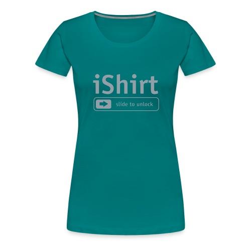 ishirt - Camiseta premium mujer