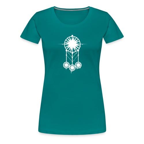 DREAM CATCHER - T-shirt Premium Femme