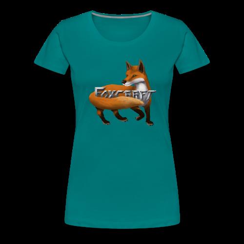 Foxcraft T-Shirts - Women's Premium T-Shirt