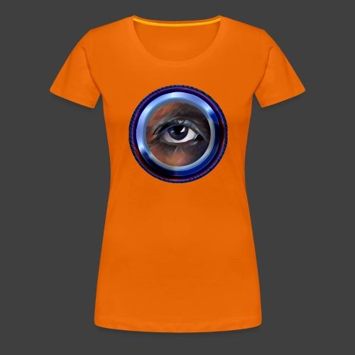 I'm Watching You - Women's Premium T-Shirt