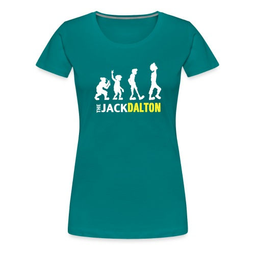 TheJackDaltonévolution - T-shirt Premium Femme