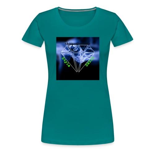 StyleSkilldia - Frauen Premium T-Shirt