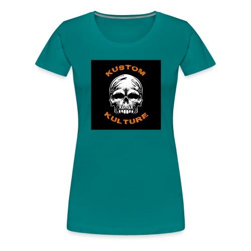 Sans Maxilaire - T-shirt Premium Femme