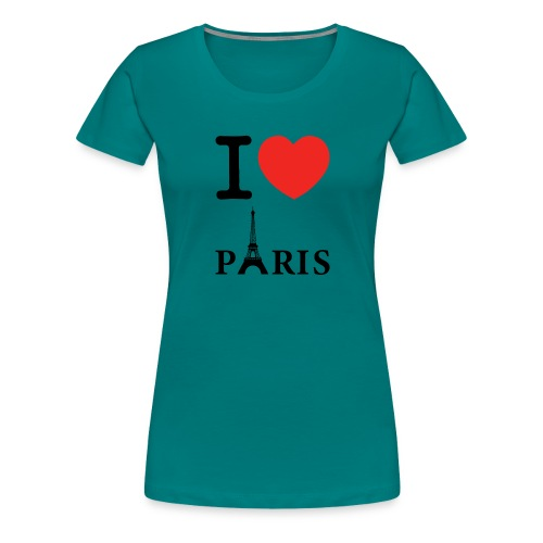 321AF5B9 409E 4F20 A409 87B0991F1FF5 - T-shirt Premium Femme