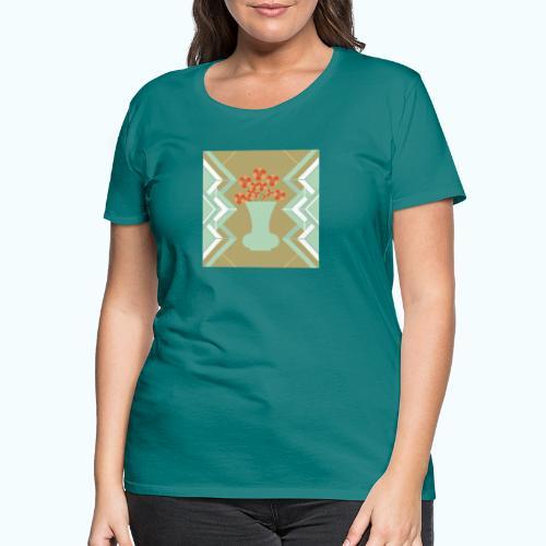 Mid-Century - Women's Premium T-Shirt