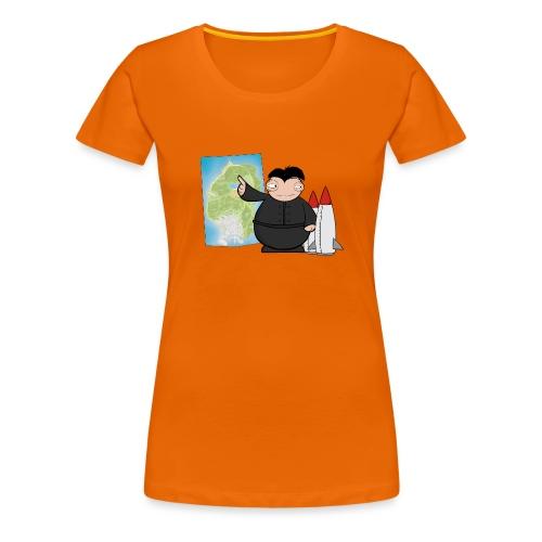 Happy Dictator. - Camiseta premium mujer