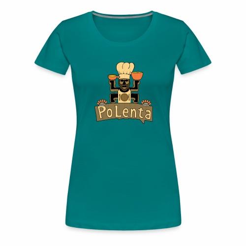 PO-LENTA - Jeux de Mots - Francois Ville - T-shirt Premium Femme