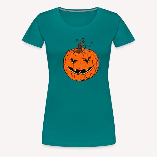 Pumpkin - Frauen Premium T-Shirt