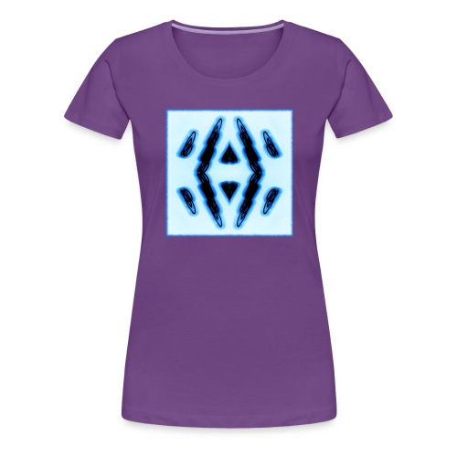 Lichtertanz #3 - Frauen Premium T-Shirt