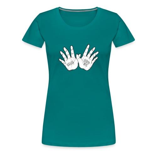 Cult of Klaus Umbrella - T-shirt Premium Femme