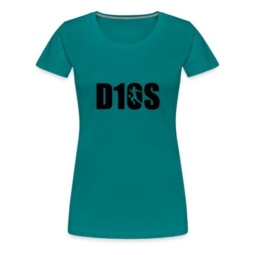 Diego Armando Maradona - Camiseta premium mujer